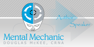 Mental Mechanics Doug McKee, Author, Speaker